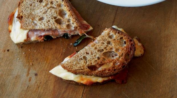 Baked Toast Sandwich