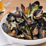 Bacon and Mussels
