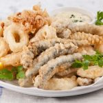 seafood fritto misto