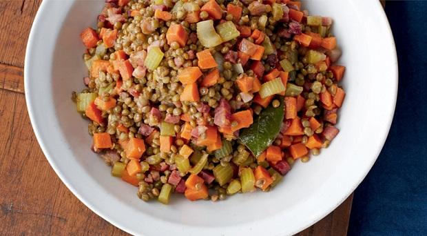 Lentil Country Salad