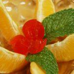 Oranges in Marsala