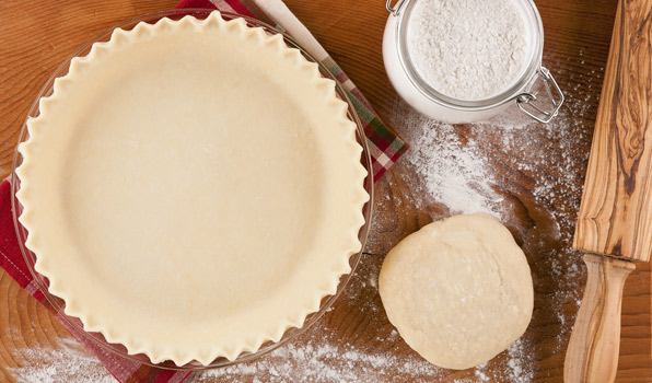 in the kitchen with stefano faita all-purpose pastry uncooked dough with rolling pin, flour