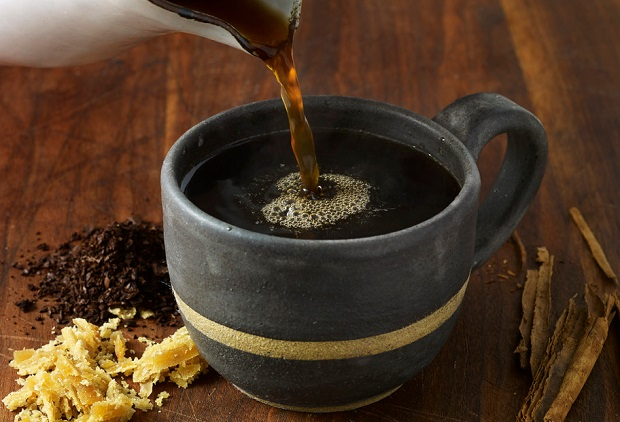 SPICED SWEET MEXICAN COFFEE