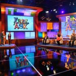 People in a game show