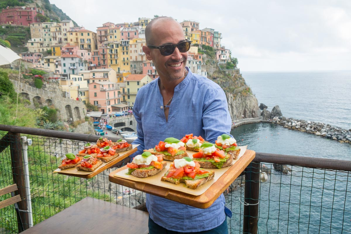 Cinque Terre: Keeping Traditions as a Tourist Destination
