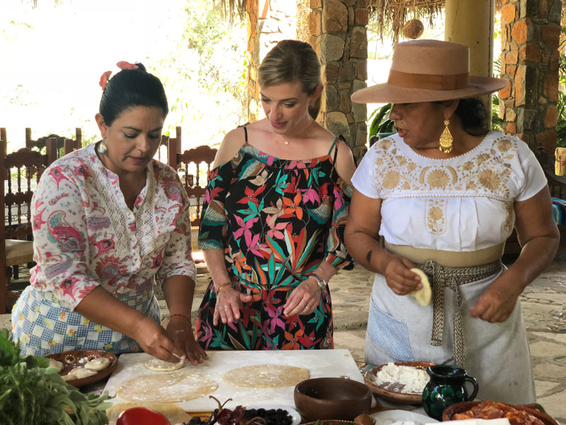 The Godmother of Cabo Cuisine