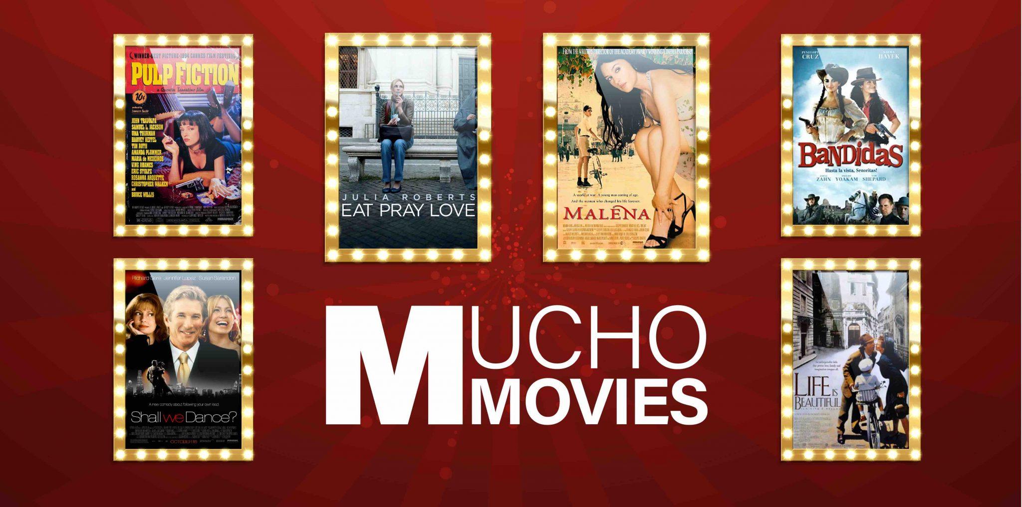 Mucho movies – web slider