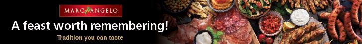 MarcAngelo Foods 2020 Leaderboard