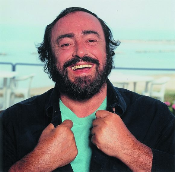 Pavarotti a voice for the ages